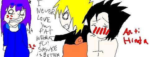 Naruto's feelings