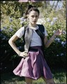New/Old Outtakes of Kristen for Teen Vogue Magazine   - twilight-series photo