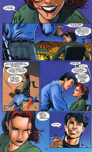 Nightwing & Oracle - barbara-gordon-and-dick-grayson Photo