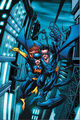 Nightwing and Batgirl - barbara-gordon-and-dick-grayson photo