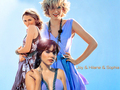 one-tree-hill - OTH girls wallpaper
