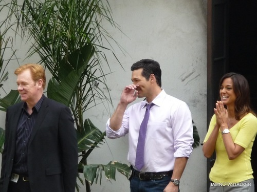 """On The Set of """"CSI: Miami"""" from 5th March"""