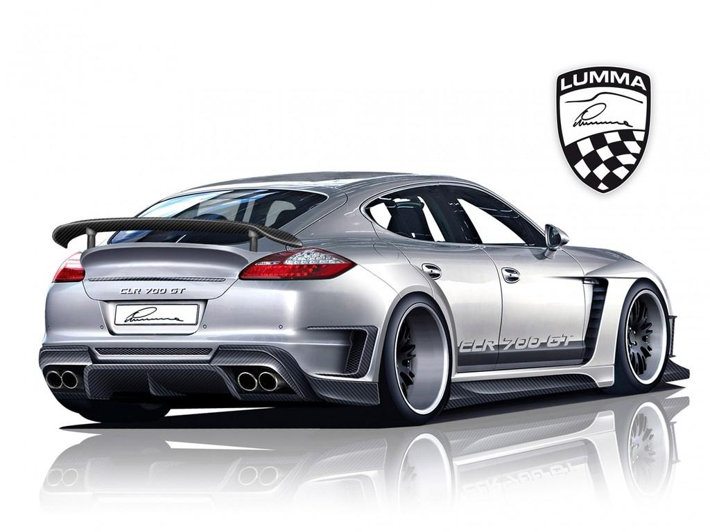 Porsche PORSCHE PANAMERA CLR 700 GT BY LUMMA DESIGN