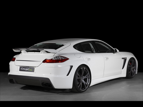 PORSCHE PANAMERA CONCEPT ONE BY TechArt - porsche Wallpaper