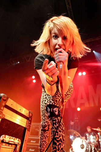 Paramore Images Paramore Live In Singapore Wallpaper And Background Photos