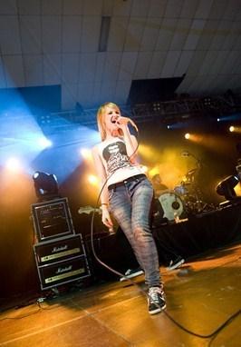 Paramore: Melbourne Festival Hall, Melbourne, Australia, 2010