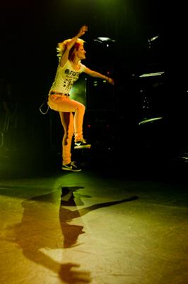 Paramore: The Tivoli, Brisbane, Australia, 2010