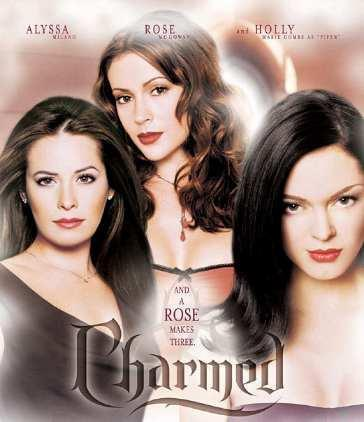 Power of three images.(Rose McGowan)