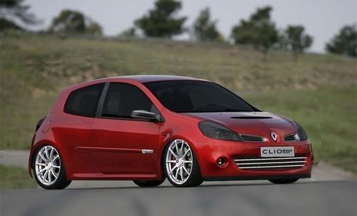 RENAULT CLIO TUNING