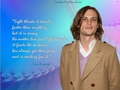 Reid quotes Pratchett - matthew-gray-gubler wallpaper