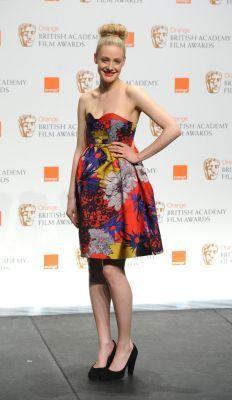 Romola at the BAFTA's (2010)