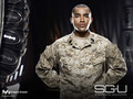 Ronald Greer - stargate-universe wallpaper