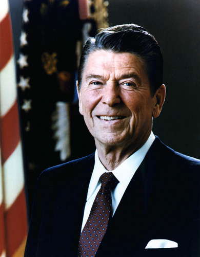U.S. Republican Party 壁纸 entitled Ronald Reagan
