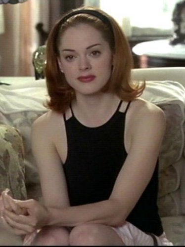 Rose as Paige Matthews;)