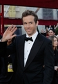 Ryan @ the 2010 Academy Awards