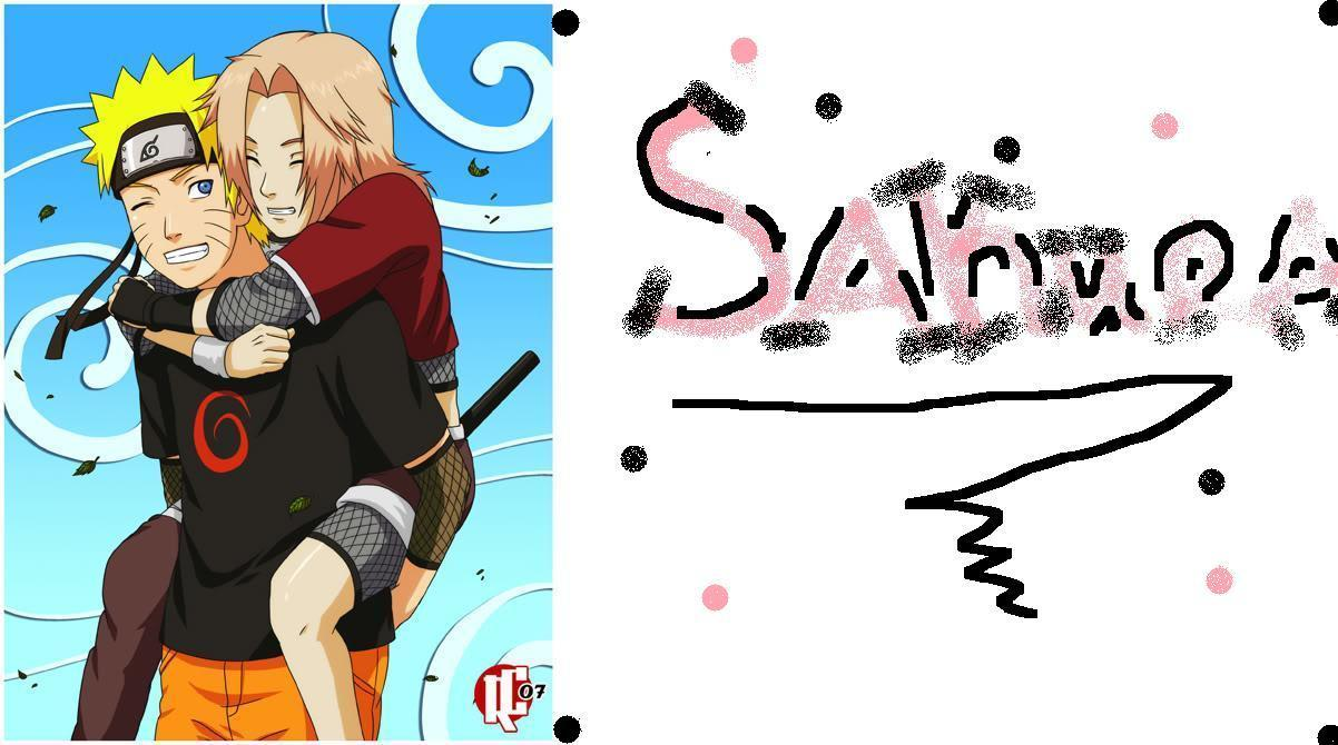 картинки аниме наруто сакура: