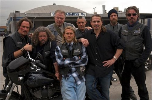 Sons Of Anarchy wallpaper titled SAMCRO