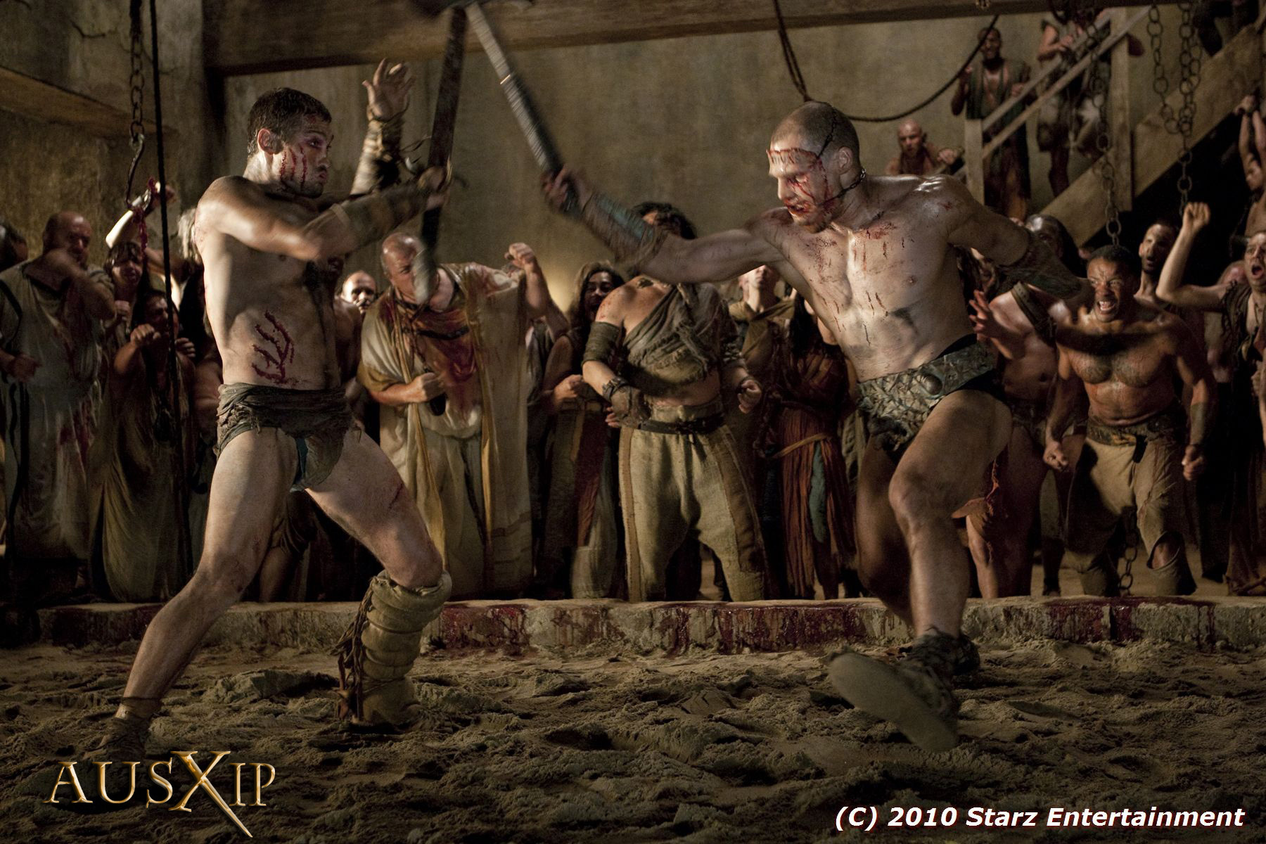spartacus blood and sand Find out when spartacus: blood and sand: the red serpent is on tv episode guide, trailer, review, preview, cast list and where to stream it on demand, on catch up and download.
