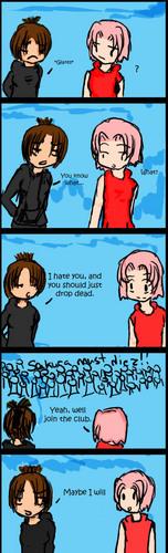Sakura Must Die