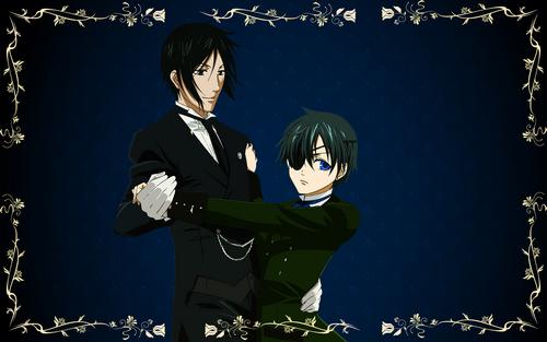Sebastian & Ciel