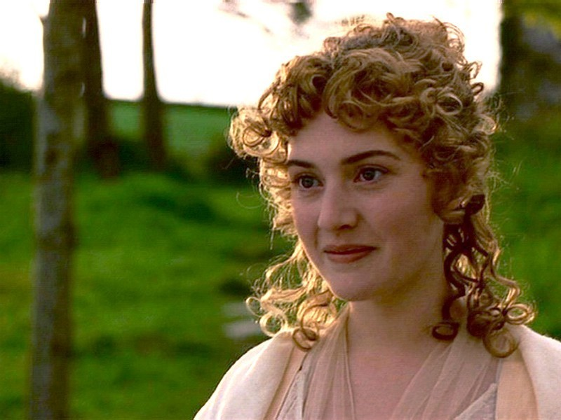 Image result for kate winslet in sense and sensibility