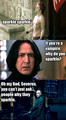Seriously Severus