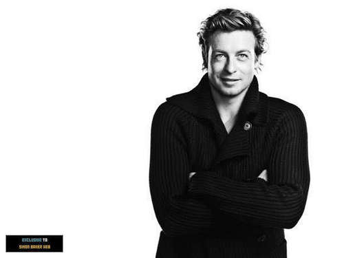 Simon Baker wallpaper titled Simon Baker