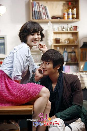 "Siwon ""Oh My Lady"""