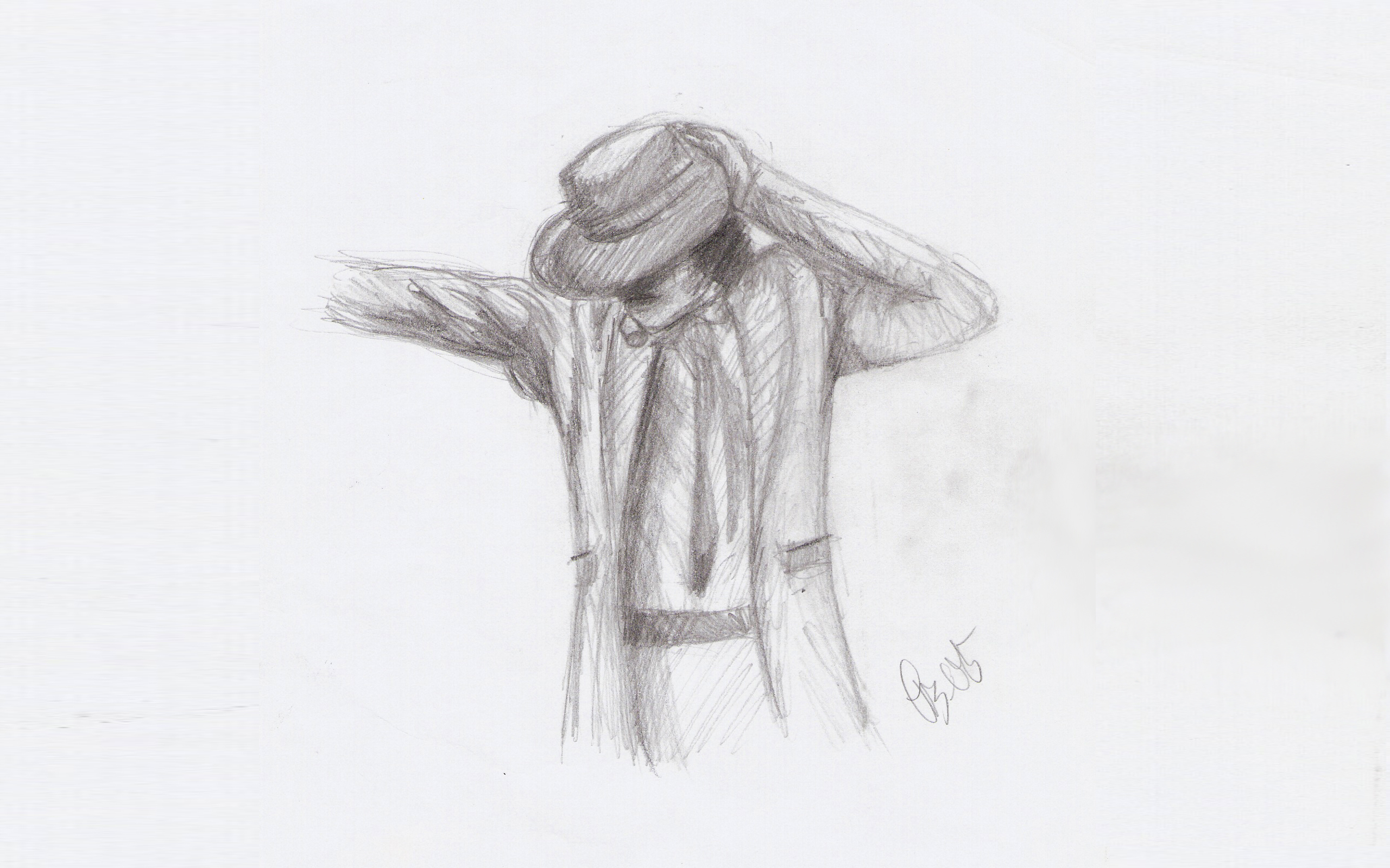 michael jackson sketch smooth - photo #21