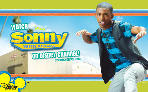 Sonny With a Chance Season 2 - 壁紙
