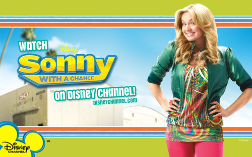Sonny With a Chance Season 2 - 壁纸