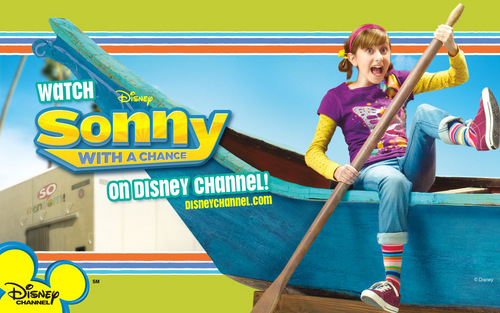 Sonny With a Chance Season 2 - fondo de pantalla