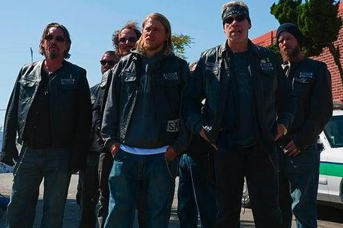 Sons Of Anarchy wallpaper entitled Sons Of Anarchy