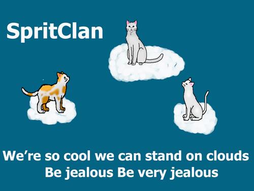 SpritClan unite!