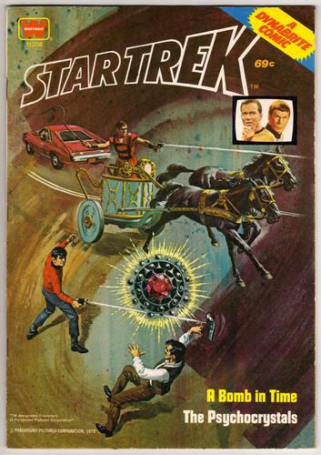 bintang Trek Comics