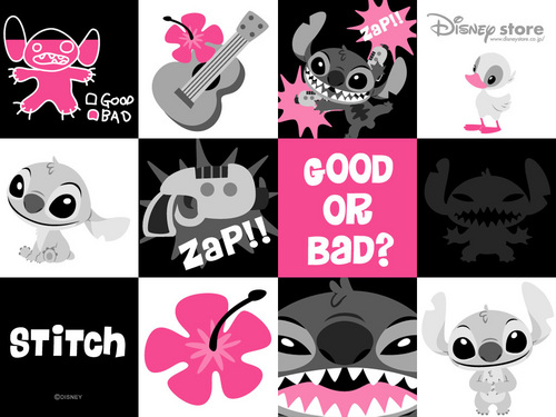 Stitch - disney Wallpaper