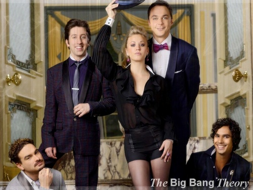TBBT Cast Wallpaper
