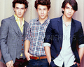 THE JONAS BROTHERS - hot-guys wallpaper