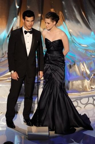 Taylor at the Oscars
