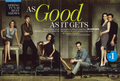 The Good Wife - Entertainment Weekly Spread
