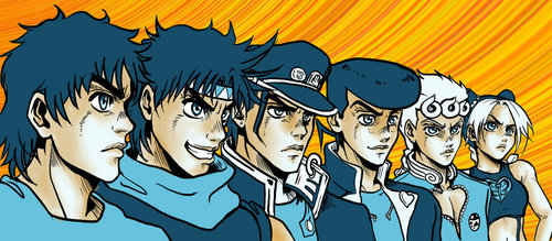 The Joestar Family