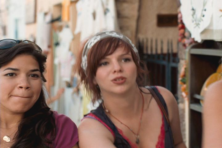 The Sisterhood of the Traveling Pants 2 - Amber Tamblyn ...