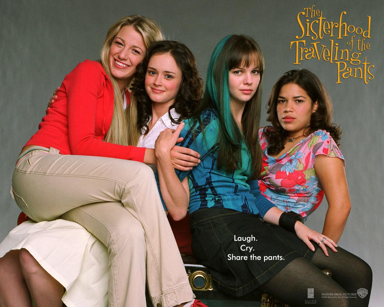 wiki sisterhood traveling pants