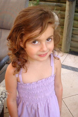The real Renesmee cullen