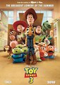 Toy Story 3 International Poster - pixar photo
