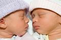 Twin 아기 :)