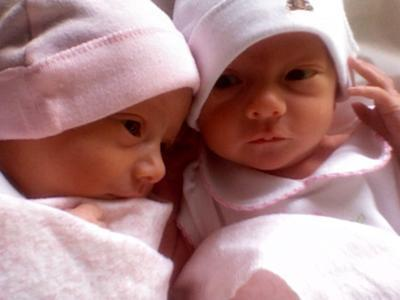 Twin Babys :)