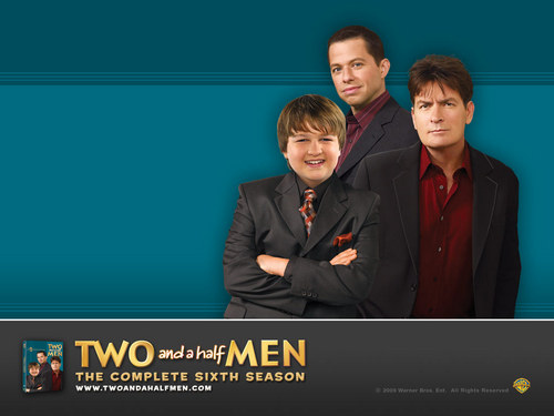 Two and a Half Men images Two and a Half Men  HD wallpaper and background photos