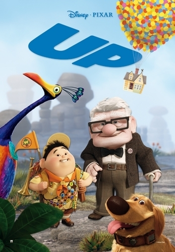 Pixar wallpaper titled Up