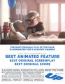 "Up wins ""Best Score"" & ""Best Animated Feature"" - up photo"